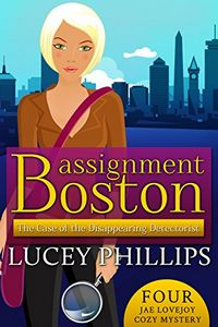 The Case of the Disappearing Detectorist by Lucey Phillips