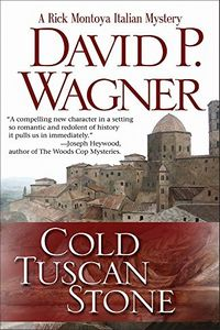 Cold Tuscan Stone by David P. Wagner