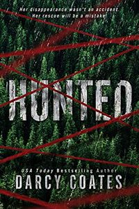 Hunted by Darcy Coates