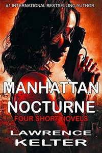 Manhattan Nocturne by Lawrence Kelter