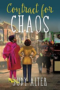 Contract for Chaos by Judy Alter