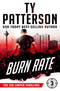 Burn Rate by Ty Patterson
