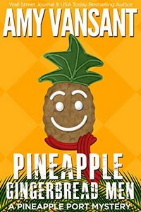 Pineapple Gingerbread Men by Amy Vansant
