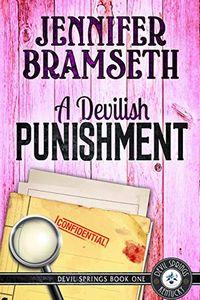 A Devilish Punishment by Jennifer Bramseth