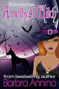 Amethyst Witch by Barbra Annino