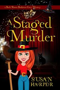 A Staged Murder by Susan Harper