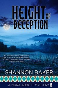 Height of Deception by Shannon Baker