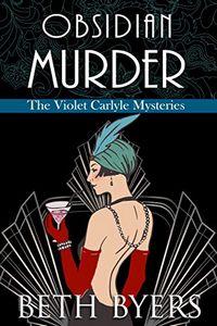 Obsidian Murder by Beth Byers