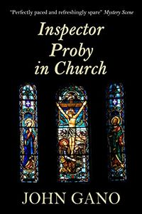 Inspector Proby in Church by John Gana