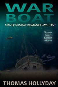 War Boat by Thomas Hollyday