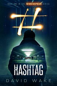 Hashtag by David Wake