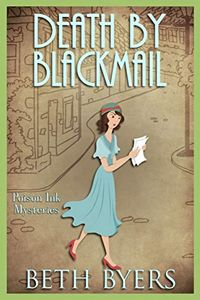 Death by Blackmail by Beth Byers