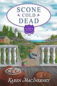 Scone Cold Dead by Karen MacInerney