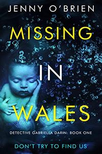 Missing in Wales by Jenny O'Brien