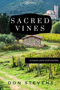 Sacred Vines by Don Stevens
