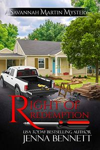 Right of Redemption by Jenna Bennett