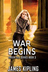 War Begins by James Kipling